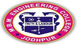 MBM Jodhpur