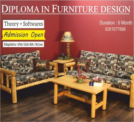Diploma In Furniture Design Gorgeous Furniture Design Course